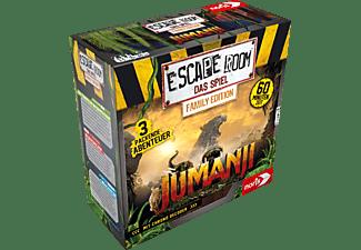NORIS Escape Room Jumanji Erwachsenenspiel Mehrfarbig