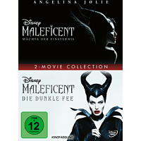 Maleficent - Mächte der Finsternis (2 Movie Coll.) [DVD]