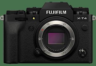 FUJIFILM Systemkamera X-T4 Gehäuse, schwarz (16650467)