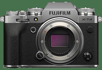 FUJIFILM X-T4 Systemkamera, 7,6 cm Display Touchscreen, WLAN