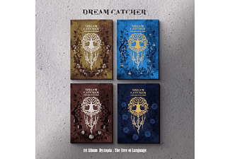 Dream Catcher - Dystopia: The Tree Of Language  - (CD)