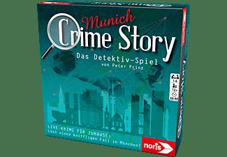NORIS Crime Story - Munich Kartenspiel Mehrfarbig