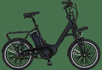 PROPHETE 52660-0311 URBANICER 20.ETU.10 Urbanbike (Laufradgröße: 20 Zoll, Rahmenhöhe: 46 cm, Unisex-Rad, 374.5 Wh, Schwarz)