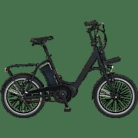 PROPHETE 52660-0311 URBANICER 20.ETU.10 Urbanbike (20 Zoll, 46 cm, Kompakt, 374.5 Wh, Schwarz)