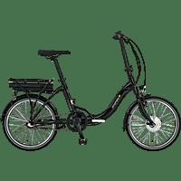 PROPHETE URBANICER 20.ESU.10 Urbanbike (20 Zoll, 39 cm, Faltrahmen, 317 Wh, Schwarz)