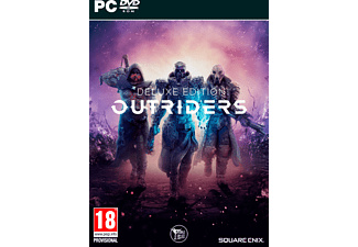 Outriders Deluxe  Edition FR/NL PC