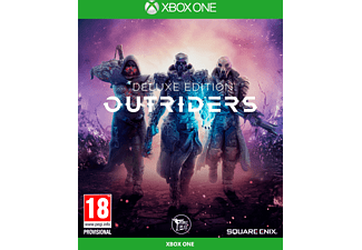 Outriders Deluxe  Edition FR/NL Xbox One