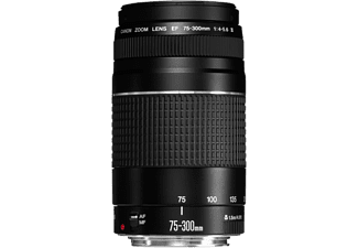 CANON Telelens EF 75-300mm f/4-5.6 III (6473A015)