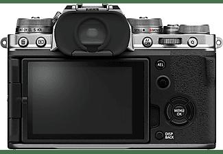 FUJIFILM Systemkamera X-T4 silber mit Objektiv XF 16-80mm f4.0 R OIS WR (16651277)