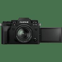 FUJIFILM Systemkamera X-T4 schwarz mit Objektiv XF 18-55mm f2.8-4.0 R LM OIS (16650742)