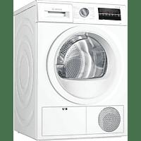 Secadora- Bosch WTG86263ES, 2600 W, Independiente, 50 Hz, Blanco