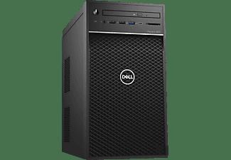 DELL - B2B Precision 3630, Desktop PC mit Core™ i7 Prozessor, 8 GB RAM, 1 TB HDD, Intel® UHD Grafik 630