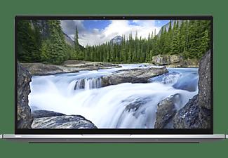 DELL - B2B Latitude 7400, Hybrid (2-in-1) mit 14 Zoll Display Touchscreen, Core™ i7 Prozessor, 16 GB RAM, 512 GB SSD, UHD Graphics 620, Schwarz, Silber