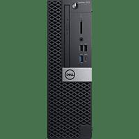 DELL - B2B OptiPlex 7070, PC mit Core™ i7 Prozessor, 8 GB RAM, 256 GB SSD, UHD Graphics 630