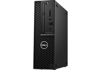 DELL - B2B Precision 3431, Desktop PC mit Core™ i7 Prozessor, 16 GB RAM, 512 GB SSD, Intel® UHD Graphics 630