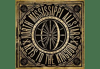 North Mississippi Allstars - Keys To The Kingdom  - (CD)