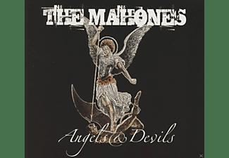 The Mahones - Angels & devils  - (CD)