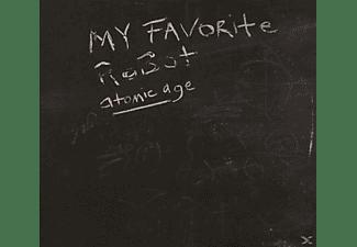 My Favorite Robot - Atomic Age  - (CD)