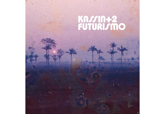 Kassin + 2 - Futurismo  - (LP + Download)