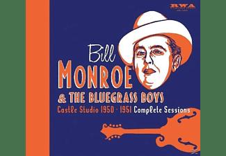 Bill Monroe - Castle Studio 1950-51  - (CD)