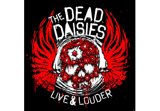 The Dead Daisies - Live & Louder  - (CD)
