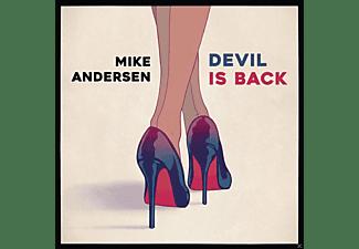 Mike Andersen - Devil Is Back  - (CD)