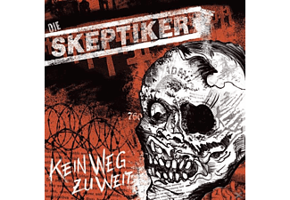 Die Skeptiker - Kein Weg Zu Weit  - (CD)