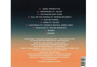 Jonas Saalbach - Perspective  - (CD)