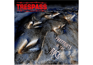 Trespass - FOOTPRINTS IN THE ROCK (BLACK VINYL)  - (Vinyl)