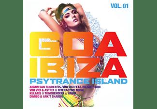 VARIOUS - Goa Ibiza Vol.1  - (CD)