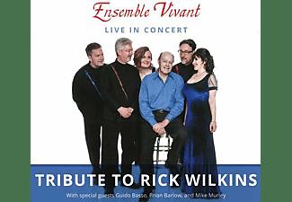 Ensemble Vivant - Live In Concert-Tribute to Rick W  - (CD)