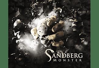 Sandberg - Monster  - (CD)