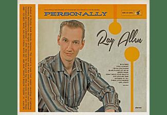 Ray Allen - Personally  - (CD)