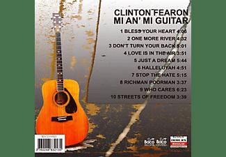 Clinton Fearon - MI AN MI GUITAR  - (CD)
