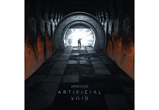 Unprocessed - Artificial Void  - (CD)