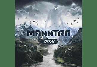Manntra - Oyka!  - (CD)