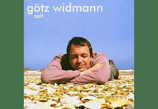 Götz Widmann - Zeit  - (CD)