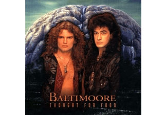 Baltimoore - Thought For Food  - (CD)