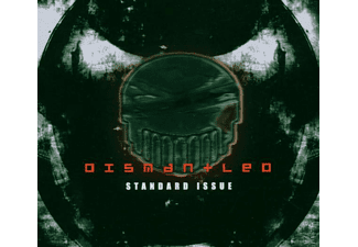 Dismantled - Standard issue-ltd.edition  - (CD)
