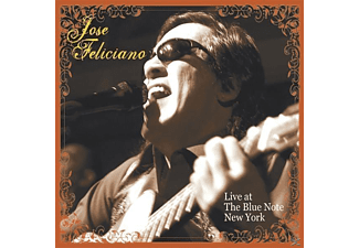 José Feliciano - Live At The Blue Note, New York  - (CD)
