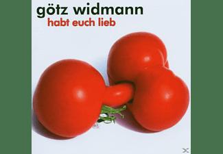 Götz Widmann - Habt Euch Lieb  - (CD)
