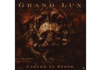 Grand Lux - Carved In Stone  - (CD)