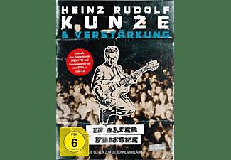 Kunze, Heinz Rudolf / Lürig, Heiner, Heinz Rudolf Kunze - Heinz Rudolf Kunze Û In Alter  - (DVD)