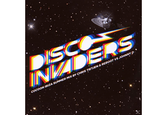 VARIOUS - Disco Invaders  - (CD)