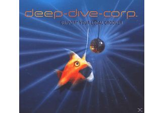 Deep-Dive-Corp. - Support your local groover  - (CD)