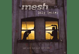 Mesh - Only better  - (Maxi Single CD)