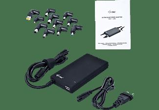 I-TEC SLPA90W Netzadapter  Toshiba, HP, Compaq, IBM, Dell, Samsung, Acer, Sony, Fujitsu, Lenovo, Asus, 15-20 Volt, Schwarz