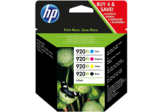 HP 920 xl ink multi bkcmy