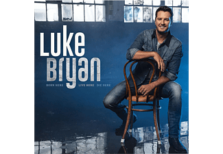 Luke Bryan - Born Here Live Here Die Here  - (CD)