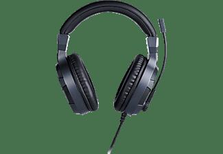 BIGBEN PS4 STEREO-HEADSET V3, Over-ear Gaming Headset Schwarz